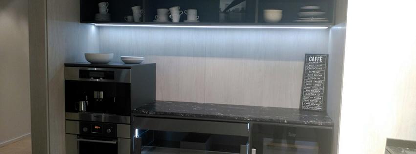 Oculta tu cocina con las puertas escamoteables