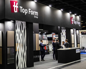 Top Form Group: the best version at Interzum