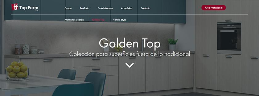 Top Form: nueva cara de su web y tres nuevos productos